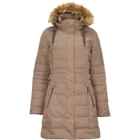 killtec Hawana Parka Damen dark stone
